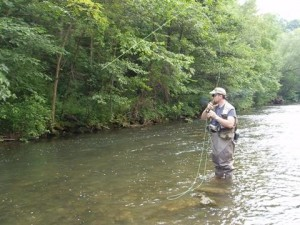 toms fly fishing